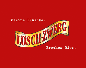 Lösch-Zwerg Logo rot