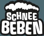 Schneebeben Logo Negativ