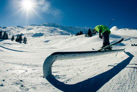 ski freestyler ski