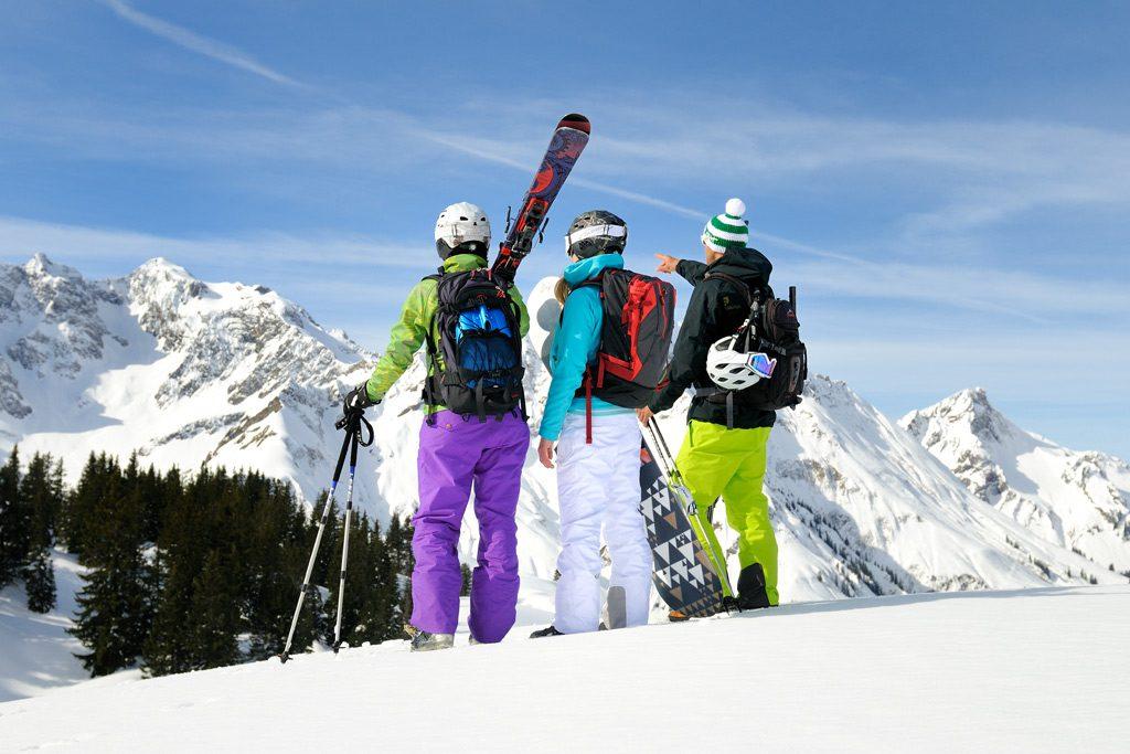 single skiurlaub januar 2018