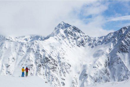 Panorama Aussicht Berge