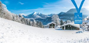 Wochenreise Schneebeben Winter Paradies