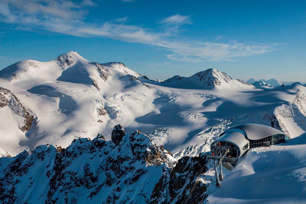 Pitztaler Gletscher Bergstation