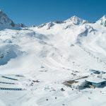 Stubaier Gletscher Skigebiet