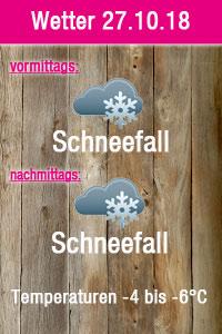 Wettergrafik für en 27.10.18 in Pitztal