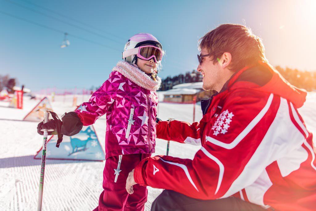 Kids Skilehrer Schweiz