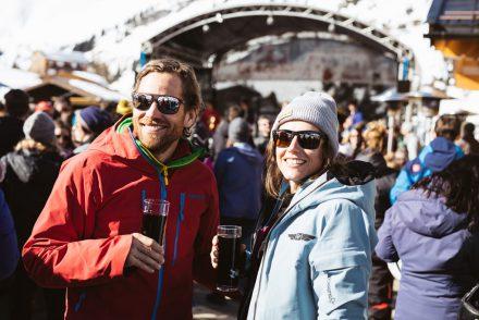 Paar Event in Warth Schroecken