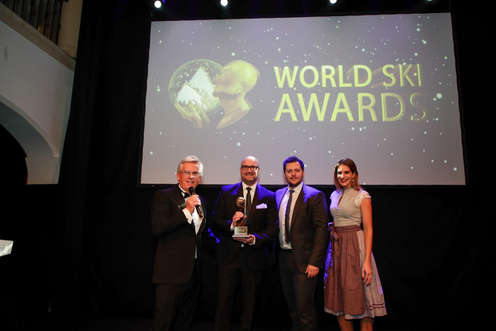 World Ski Award Verleihung Gewinner Schneebeben