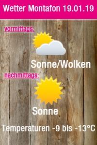 Wetter Silvretta Montafon