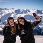 Selfietime mit Schneebeben Merchandise