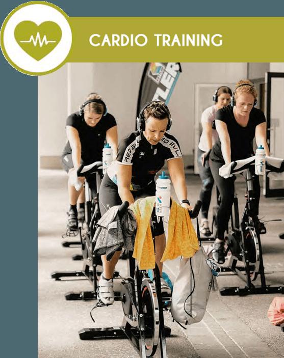 Intersport Fit gesund Cardio-Training