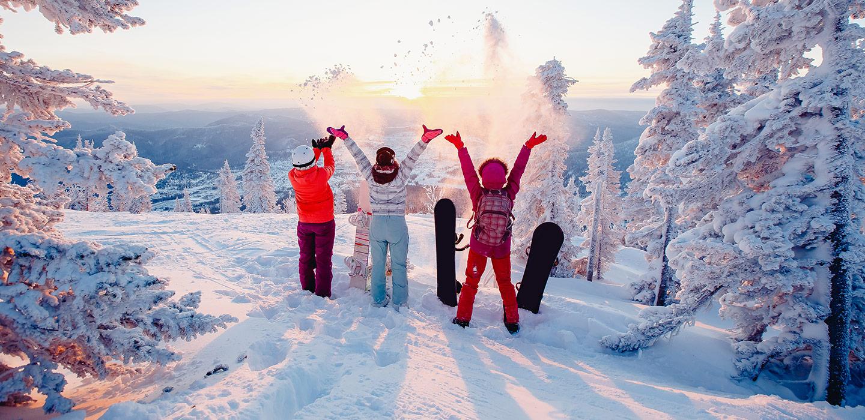 Weihnachten 2019 Schnee.Wochenreisen Dein Schneebeben