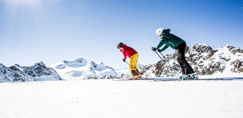 Pitztaler Gletscher Skipass