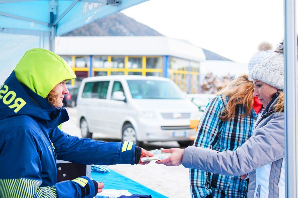 Infocounter Schneebeben Mitarbeiter Teilnehmer