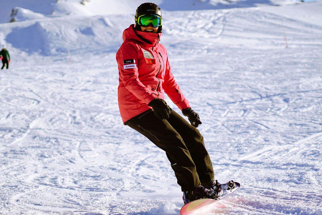 Kitzsteinhorn_Snowboarding