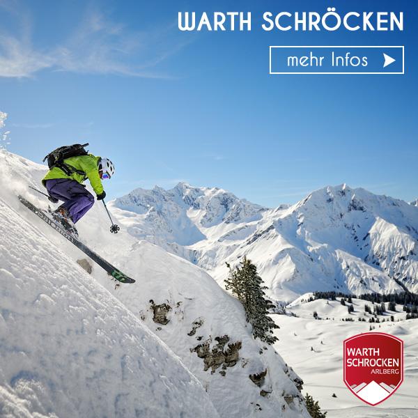 Skigebiet Warth Schröcken